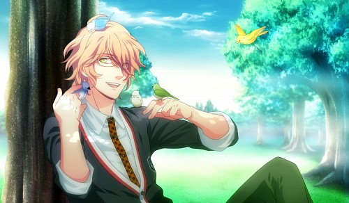 Broccoli, Uta no Prince-sama, Natsuki Shinomiya, Game CG