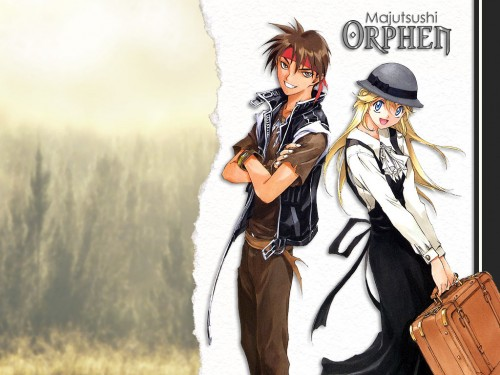 J.C. Staff, Majutsushi Orphen, Cleao Everlasting, Orphen Wallpaper