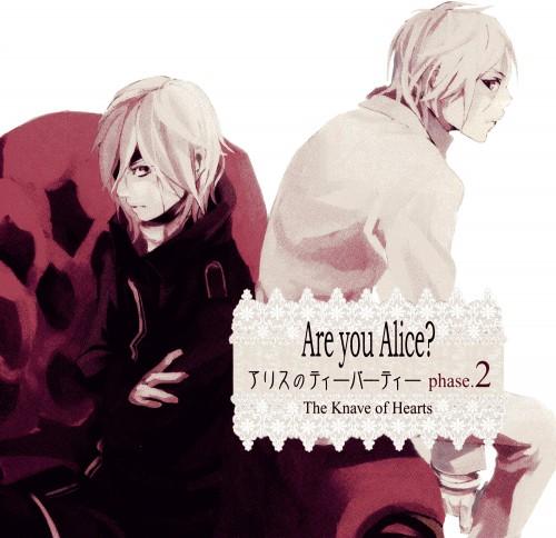 Tohru Tagura, Are You Alice, Alice (Are You Alice), The Knave of Hearts (Are You Alice), Album Cover
