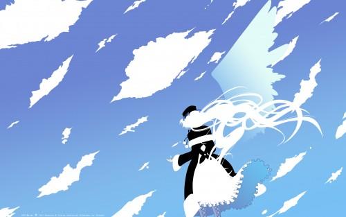 Yukino Ichihara, Yuki Amemiya, Studio Deen, 07-Ghost, Ouka Wallpaper