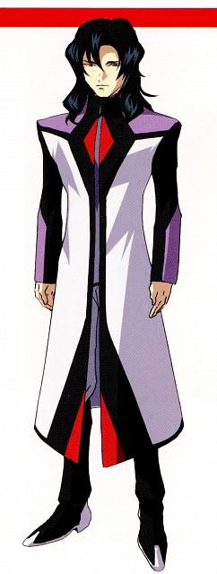 Hisashi Hirai, Sunrise (Studio), Mobile Suit Gundam SEED Destiny, Gilbert Durandal, Character Sheet