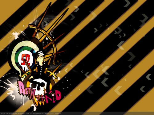 BONES, Soul Eater, Death The Kid Wallpaper