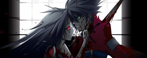 Blazblue, Nu-13, Ragna the Bloodedge Wallpaper