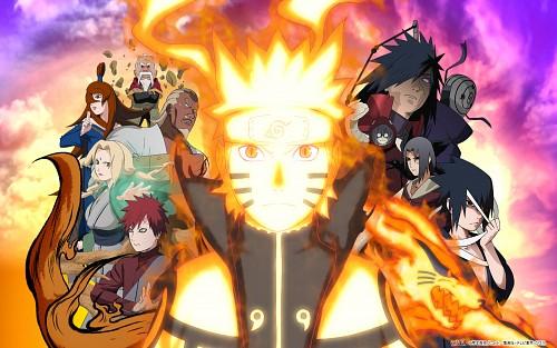 Studio Pierrot, Naruto, Tsunade, Kabuto Yakushi, Gaara
