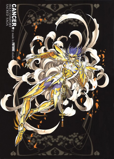Future Studio, Masami Kurumada, Toei Animation, Saint Seiya, Sacred Saga