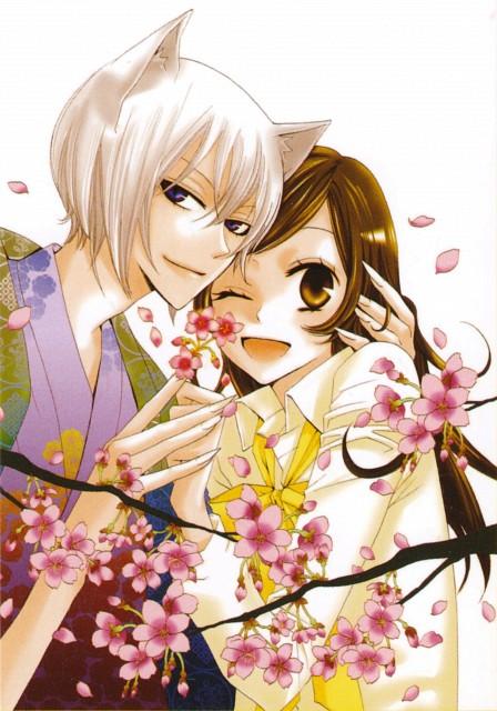 Julietta Suzuki, Kamisama Hajimemashita, Tomoe (Kamisama Hajimemashita), Nanami Momozono, Manga Cover