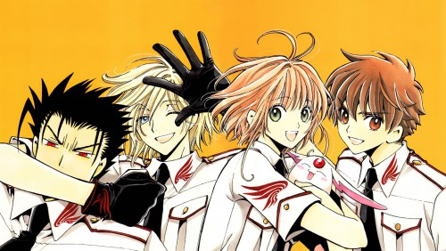CLAMP, Bee Train, Tsubasa Reservoir Chronicle, Album de Reproductions, Mokona