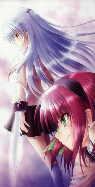 Goto-P, Na-Ga, Key (Studio), Angel Beats!, Kanade Tachibana