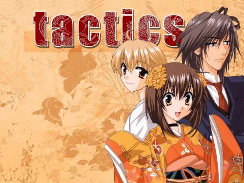 Sakura Kinoshita, Tactics, Haruka (Tactics), Youko (Tactics), Kantarou Ichinomiya Wallpaper