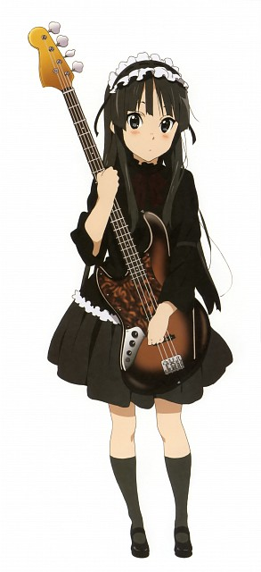 K-On!, K-On! - Colorful Memories, Mio Akiyama