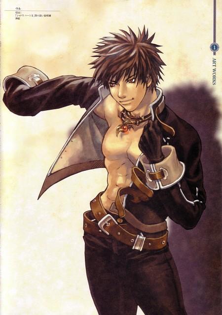 Sacnoth, Shadow Hearts, Yuri Hyuga