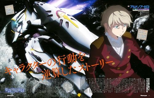 Yuichi Yamanaka, TROYCA, Nitro+, A-1 Pictures, Aldnoah Zero