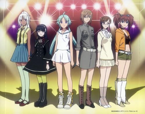 Radix, Lemon Angel Project, Miru Nagisa, Saya Yuuki, Erika Campbell