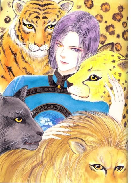 Matsuri Akino, Madhouse, Pet Shop of Horrors, Count D
