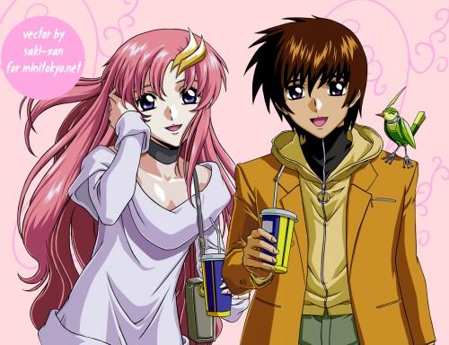 Sunrise (Studio), Mobile Suit Gundam SEED, Torii (Gundam SEED), Lacus Clyne, Kira Yamato