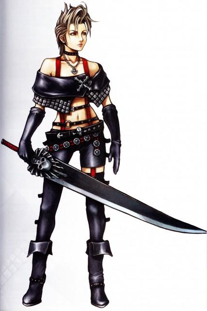 Square Enix, Final Fantasy X-2, Paine