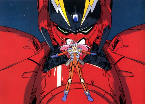 Production Reed, Bandai Visual, Macross 7, Mylene Flare Jenius