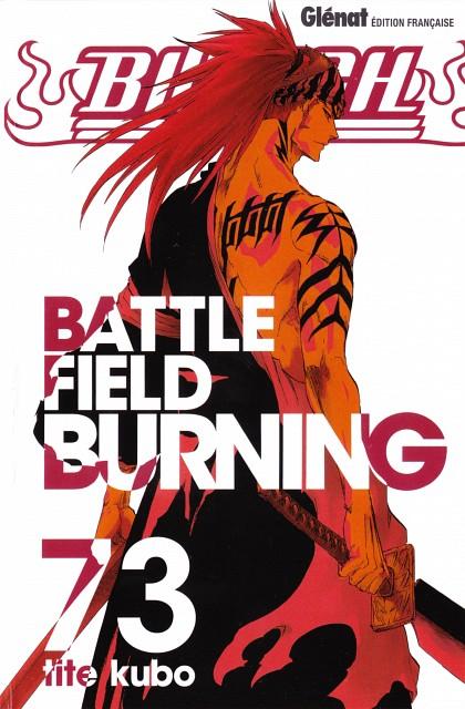 Kubo Tite, Bleach, Renji Abarai, Manga Cover