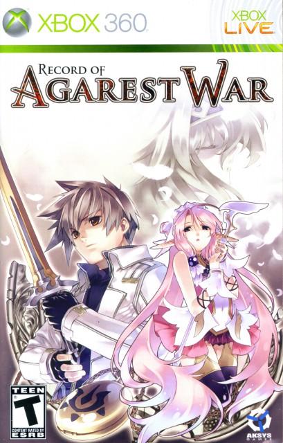 Idea Factory, Record of Agarest War, Ellis (Record of Agarest War), Dyshana, Leonhardt