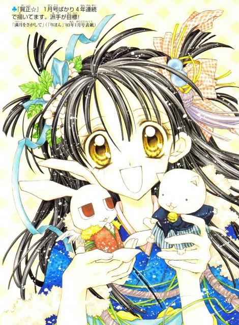 Arina Tanemura, Full Moon wo Sagashite, Arina Tanemura Collection, Takuto Kira, Meroko Yui