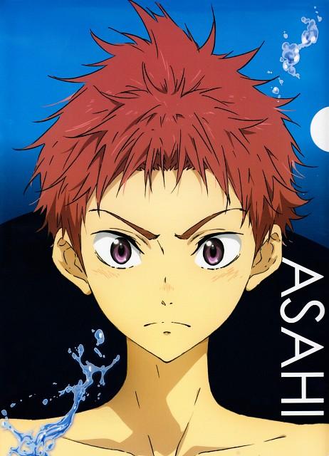 Futoshi Nishiya, Kyoto Animation, Free!, Asahi Shiina, Pencil Board