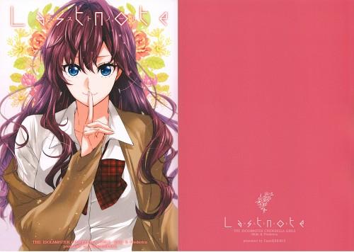 Rioko, Aniplex, A-1 Pictures, Idol Master: Cinderella Girls, Shiki Ichinose