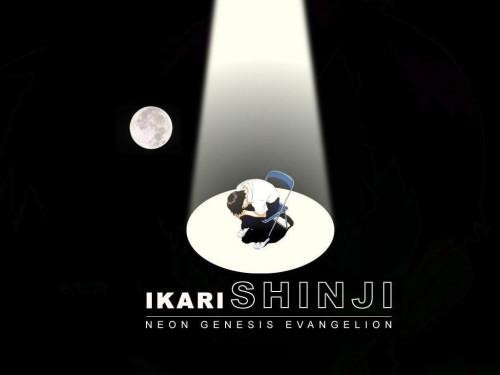 Yoshiyuki Sadamoto, Neon Genesis Evangelion, Shinji Ikari Wallpaper