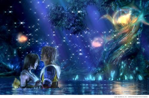 Square Enix, Final Fantasy X, Tidus, Yuna