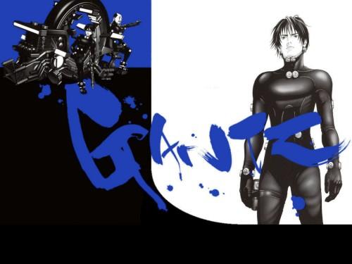 Hiroya Oku, Gonzo, Gantz, Yoshikazu Suzuki, Kei Kurono Wallpaper