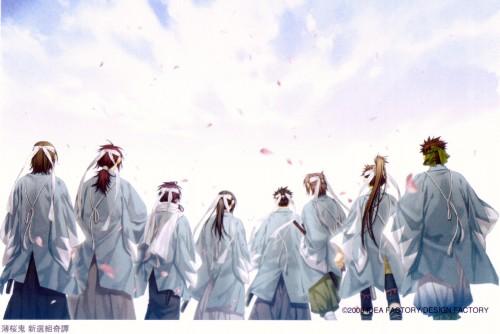Yone Kazuki, Idea Factory, Hakuouki Shinsengumi Kitan, Isami Kondou (Hakuouki), Heisuke Toudou (Hakuouki)
