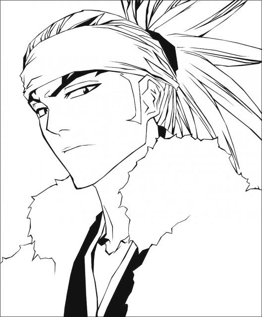 Bleach: Renji - lines - Minitokyo