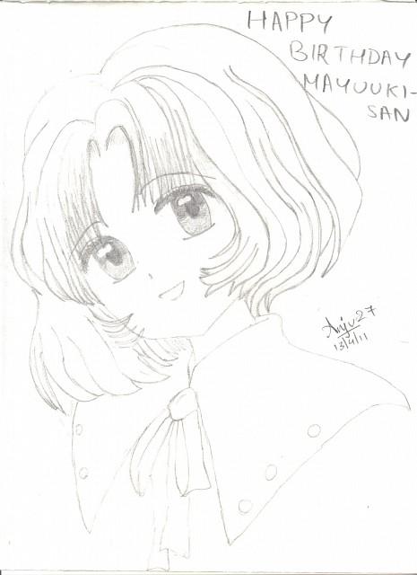 CLAMP, Madhouse, Cardcaptor Sakura, Rika Sasaki, Member Art