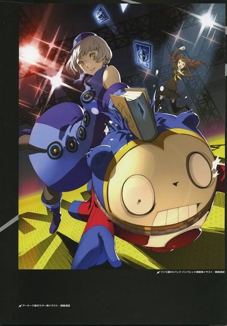 Shigenori Soejima, Atlus, Anime International Company, Persona 4 Official Design Works, Shin Megami Tensei: Persona 3