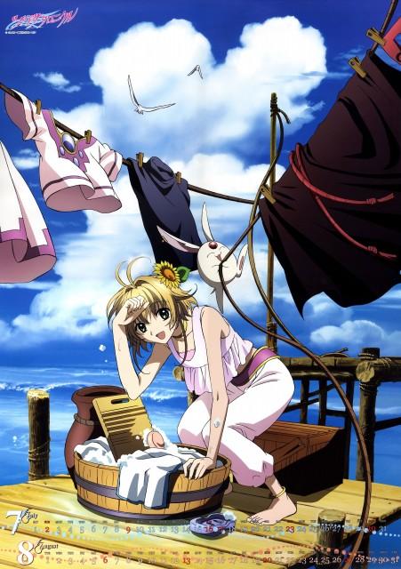 CLAMP, Bee Train, Tsubasa Reservoir Chronicle, Mokona, Sakura Kinomoto