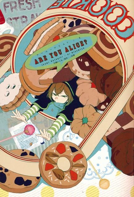 Ikumi Katagiri, Are You Alice, March Hare (Are You Alice)