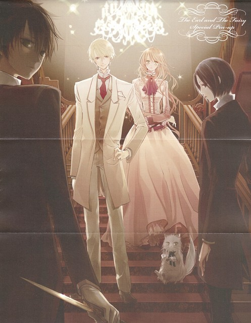 Ayuko, Earl and Fairy, Nico (Earl and Fairy), Ermine, Lydia Carlton