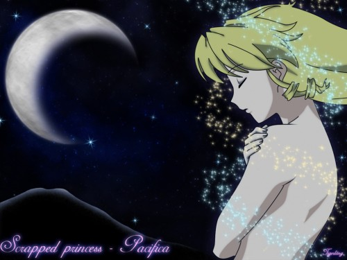 BONES, Scrapped Princess, Pacifica Casull Wallpaper