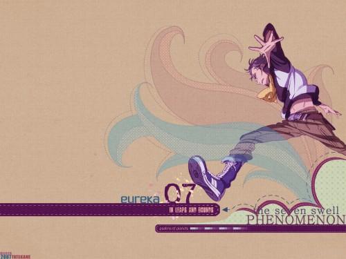 Kazuma Kondou, BONES, Eureka 7, Holland Novak Wallpaper