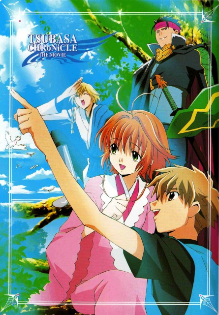 CLAMP, Production I.G, Tsubasa Reservoir Chronicle, Sakura Kinomoto, Kurogane