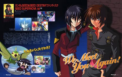 As' Maria, Hisashi Hirai, Sunrise (Studio), Mobile Suit Gundam SEED Destiny, Lunamaria Hawke