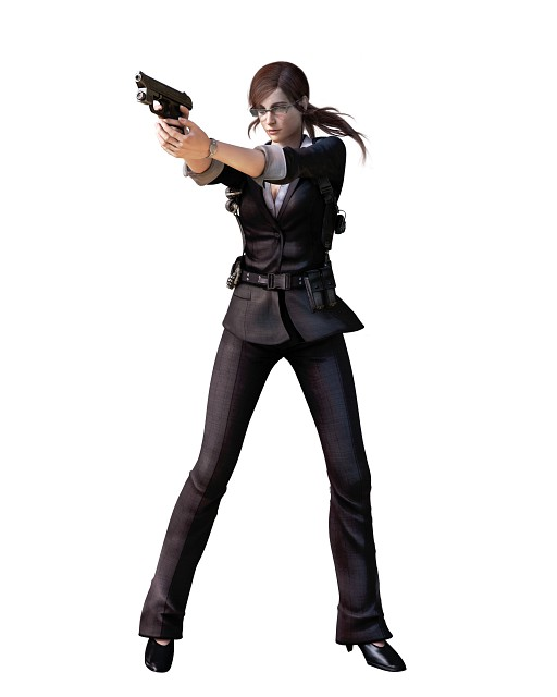 Capcom, Resident Evil: The Mercenaries 3D, Claire Redfield