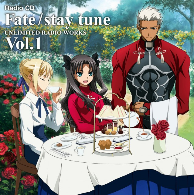 Studio DEEN, TYPE-MOON, Fate/stay night, Saber, Archer (Fate/stay night)