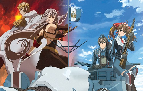 Atsuko Watanabe, A-1 Pictures, Valkyria Chronicles, Welkin Gunther, Selvaria Bles