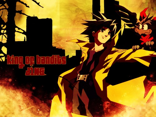 Studio DEEN, Jing: King of Bandits, Kir, Jing Wallpaper