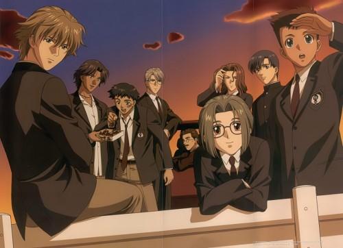 Konami, Tokimeki Memorial: Girl's Side, Ikkaku Amanohashi, Madoka Kijou, Chiharu Aoki