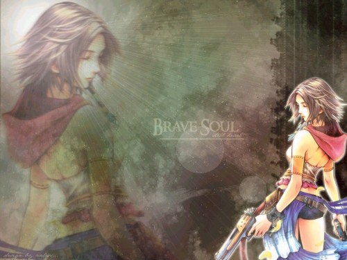 Square Enix, Final Fantasy X-2, Yuna Wallpaper