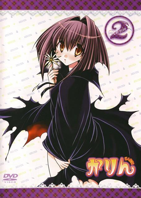 Yuna Kagesaki, J.C. Staff, Karin, Karin Maaka, DVD Cover