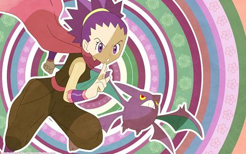 Nintendo, Pokémon, Janine, Vector Art Wallpaper