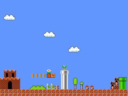 Nintendo, Super Mario Wallpaper