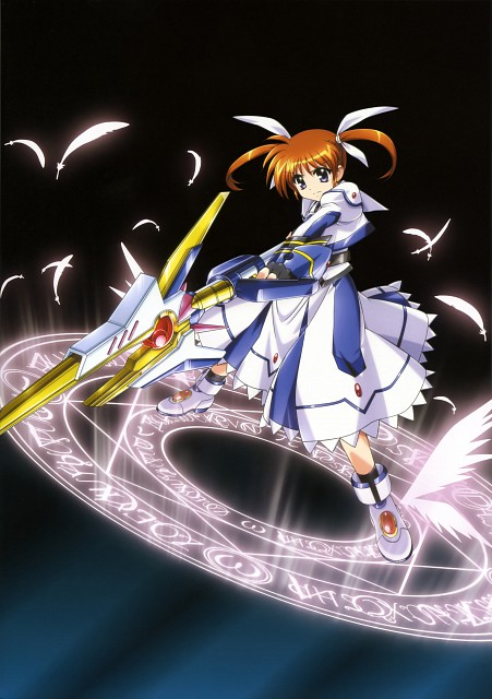 Seven Arcs, Mahou Shoujo Lyrical Nanoha, Nanoha the Movie 1st Visual Collection 1, Nanoha Takamachi